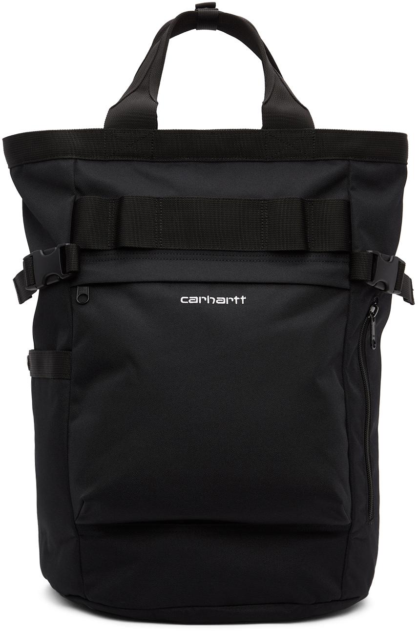Black Payton Carrier Backpack