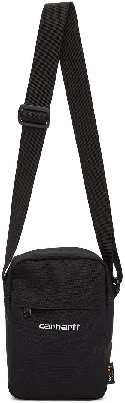 Black Payton Shoulder Bag