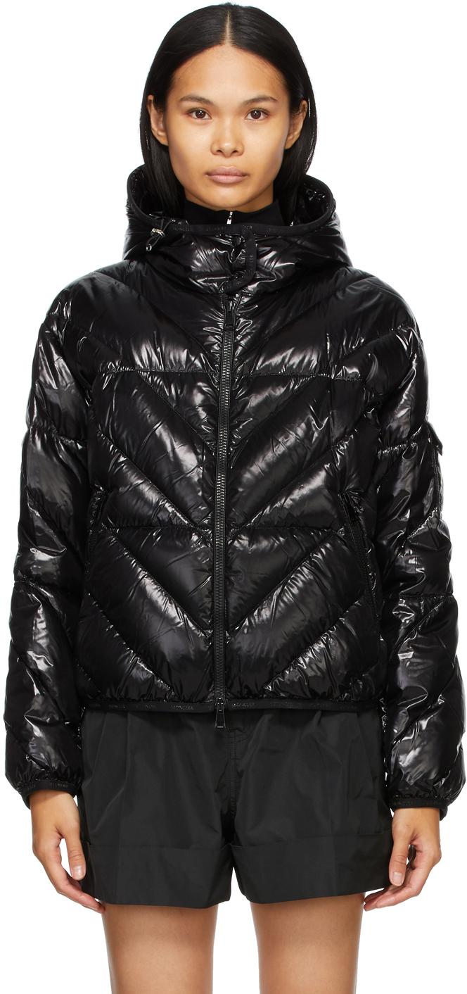 Moncler Black Down Padiote Jacket