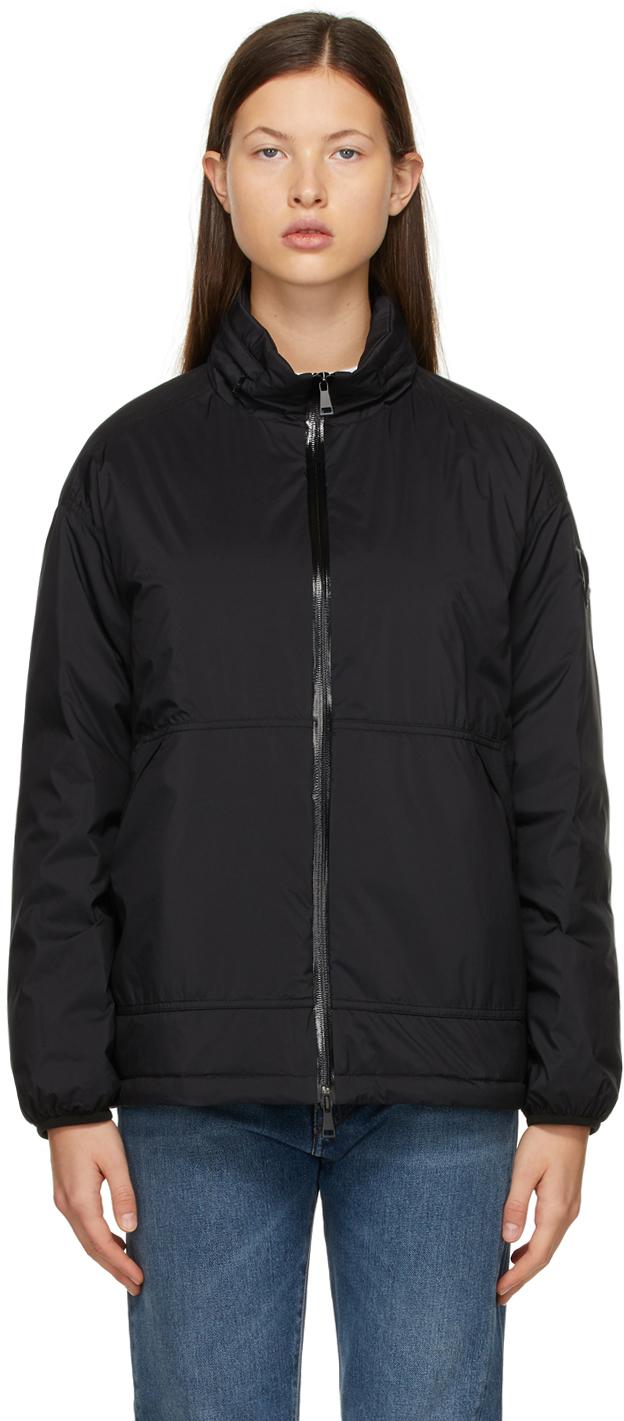 Moncler Black Down Menchib Jacket
