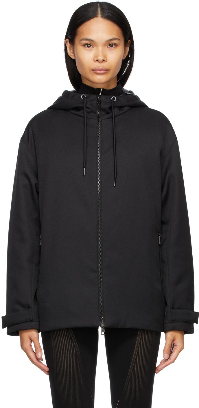 Moncler Black Down Gredi Jacket