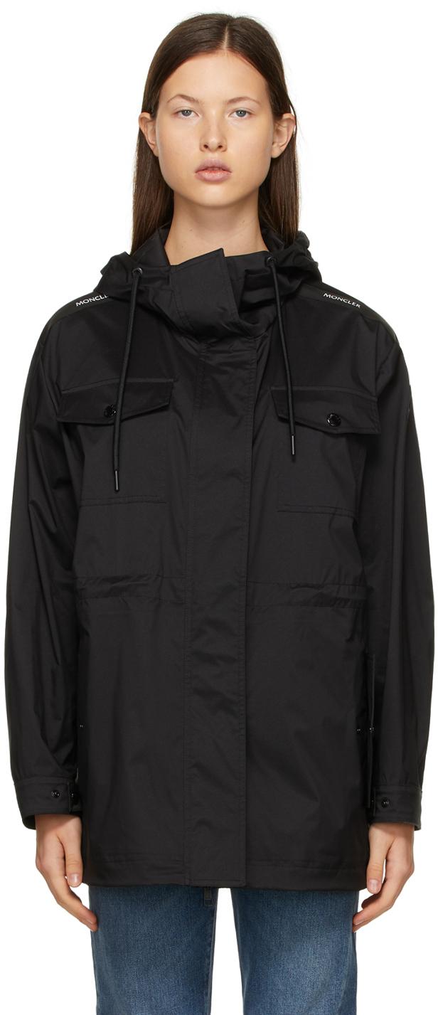 Moncler Black Sadalsud Jacket