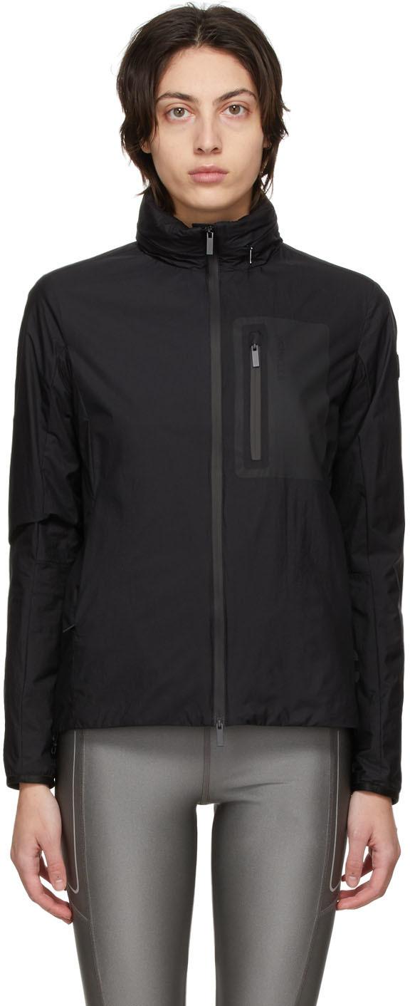 Black Farkadain Jacket