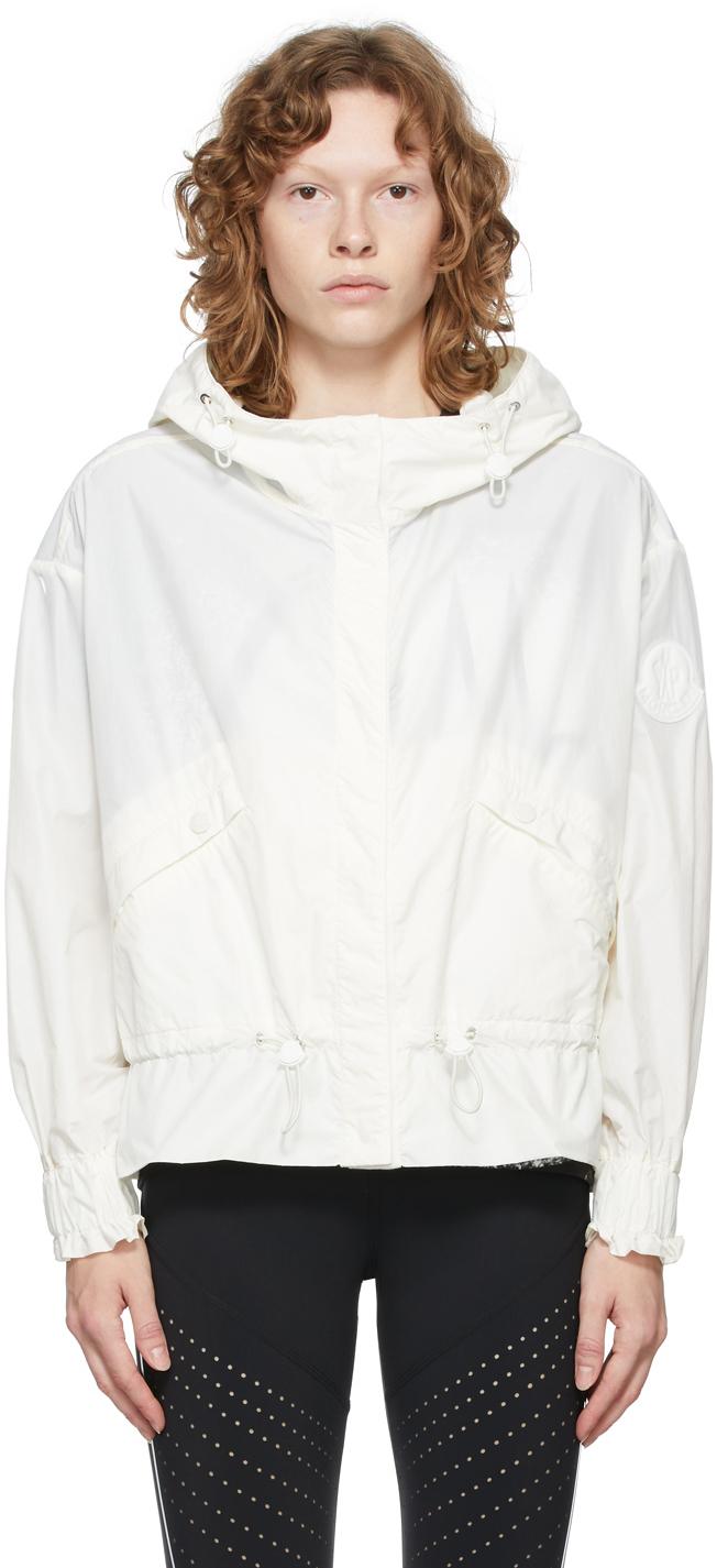 Moncler Off-White Albireo Jacket