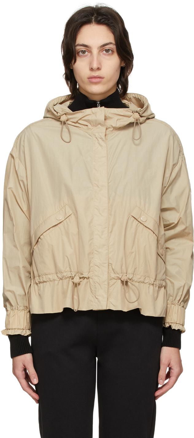 Moncler Beige Albireo Jacket