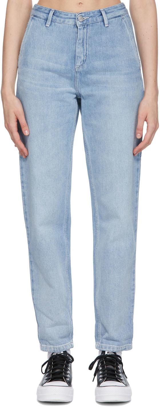 Blue Pierce Jeans