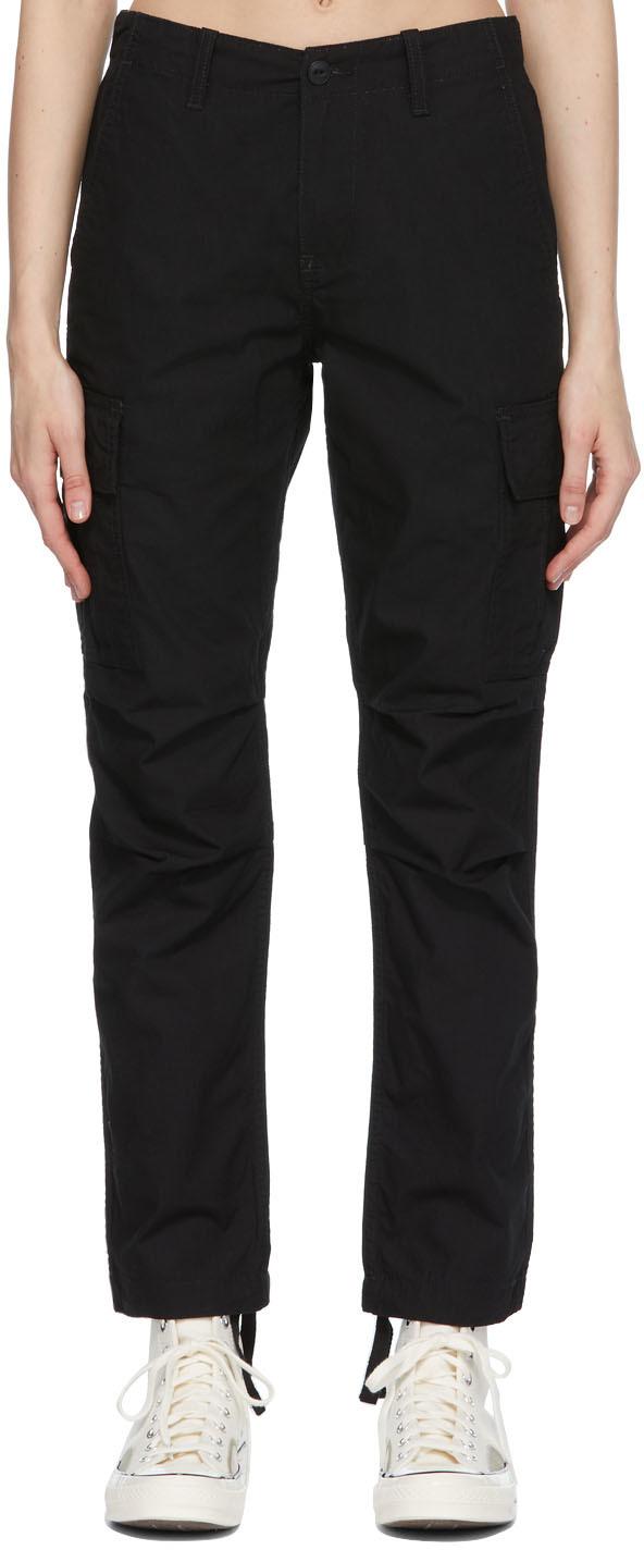 Black Cymbal Trousers