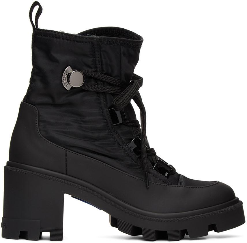 Black Cheryne Boots
