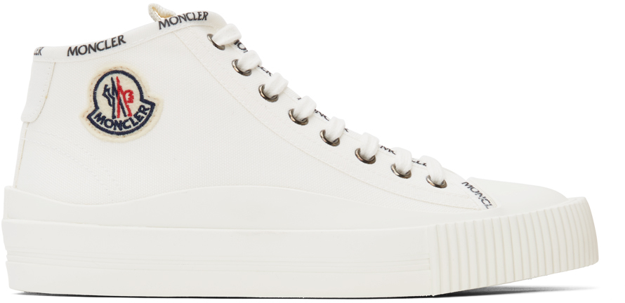White Lissex Sneakers
