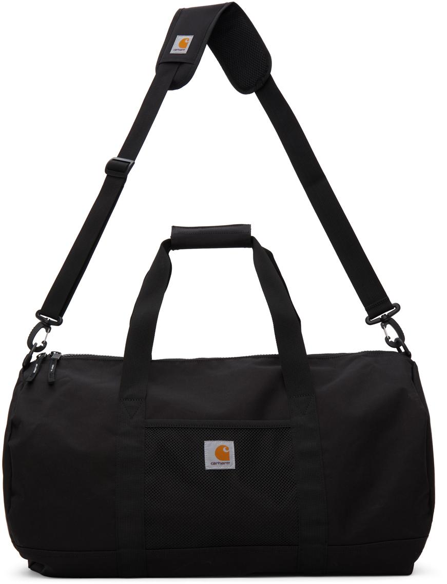 Black Wright Duffle Bag