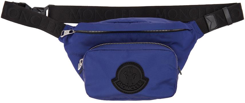 Blue Durance Belt Bag