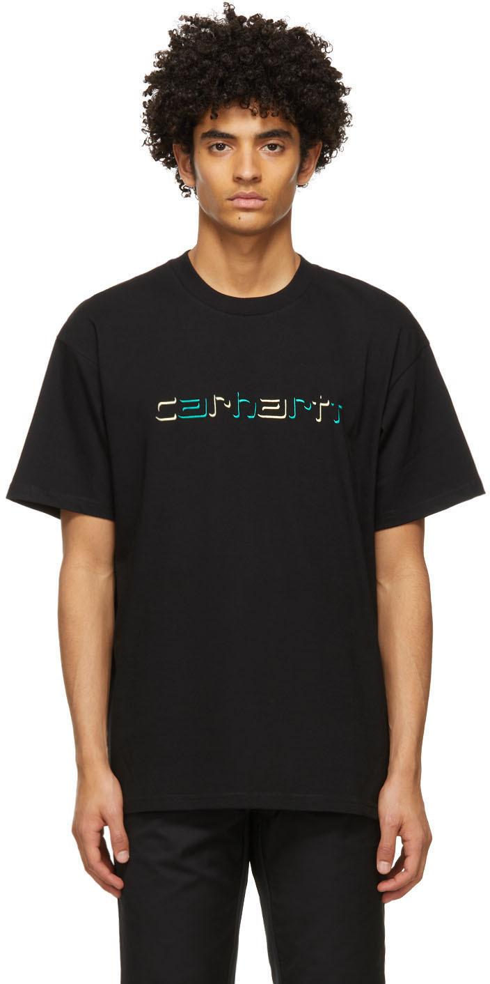 Black Shadow Script T-Shirt