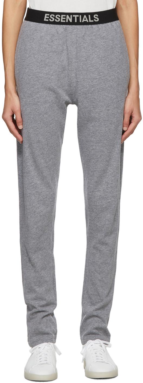 Grey Jersey Lounge Pants