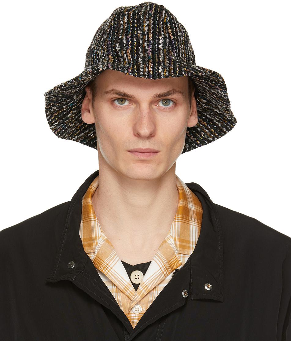 Multicolor Tulip Bucket Hat
