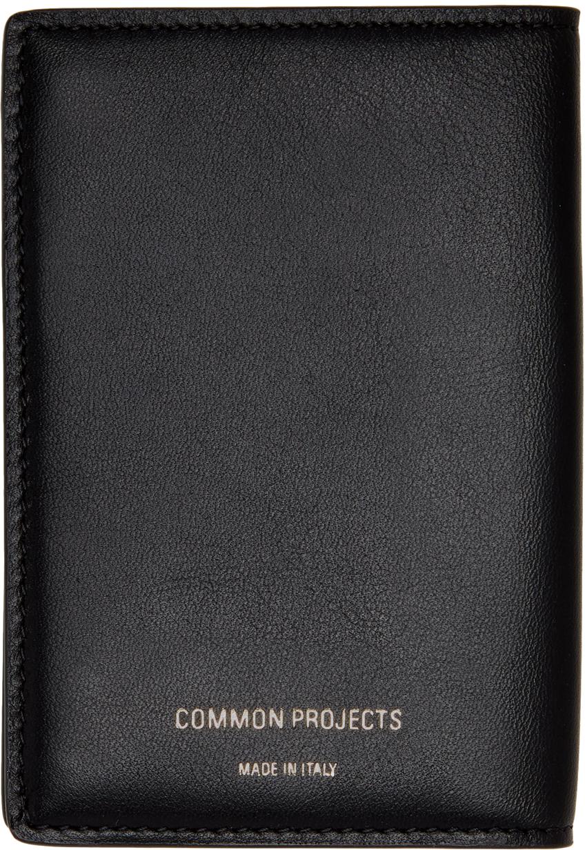 Black Folio Wallet