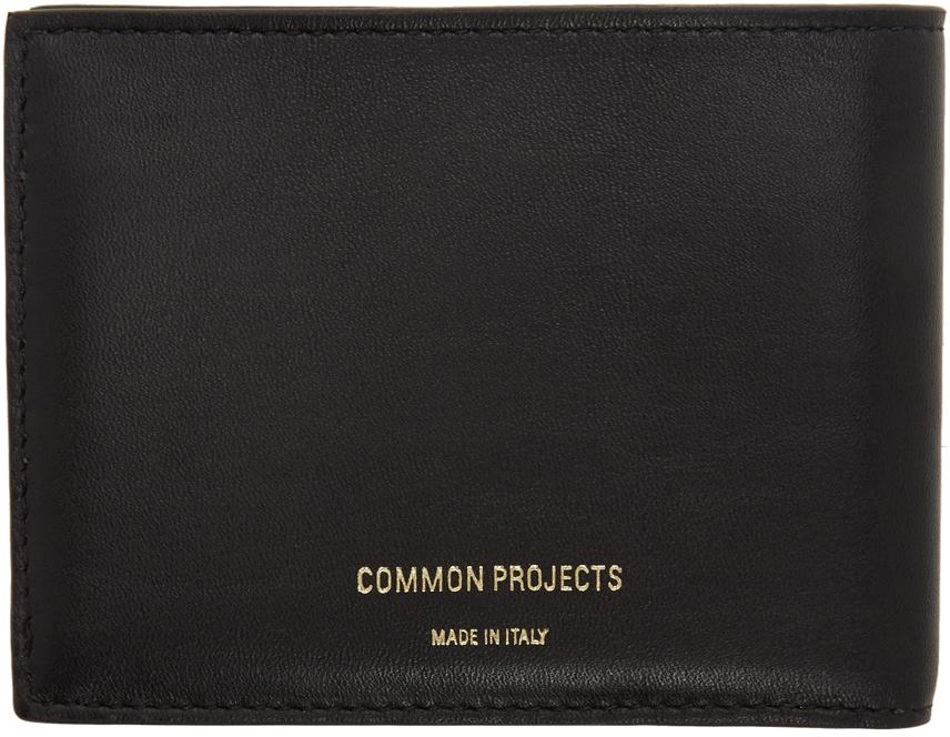 Black Standard Wallet