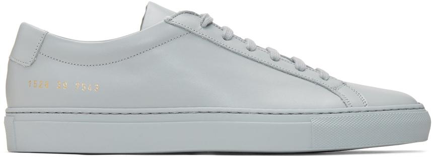 Grey Achilles Low Sneakers
