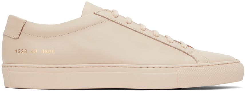Pink Original Achilles Low Sneakers