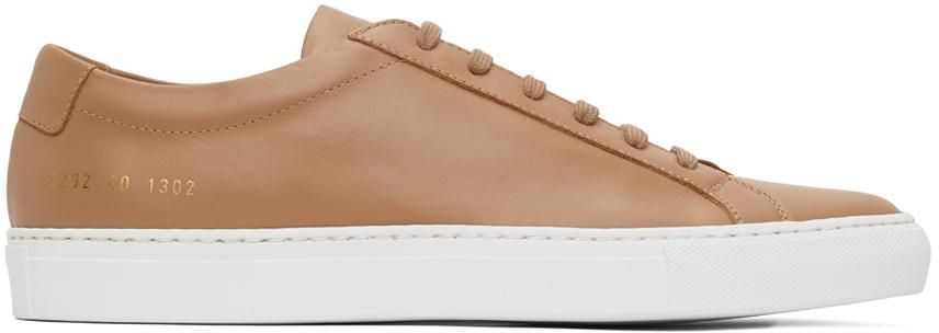 Tan Original Achilles Low Sneakers