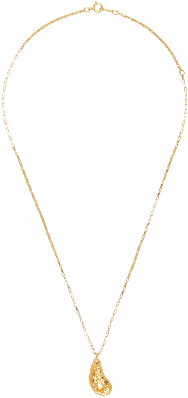 Gold 'The Better Craftsman' Necklace