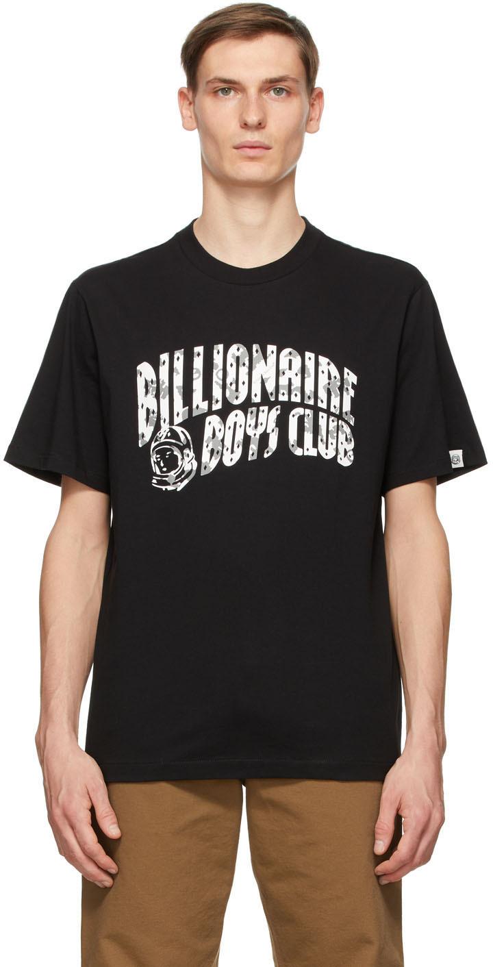 Black Arch Logo T-Shirt