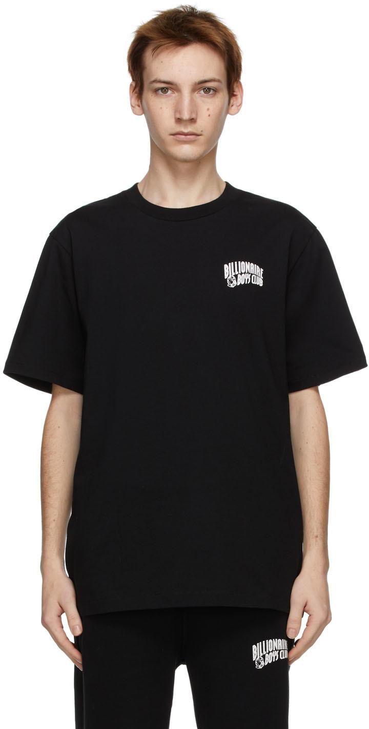 Black Small Arch Logo T-Shirt