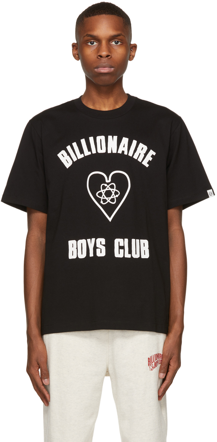 Black Heart Logo T-Shirt