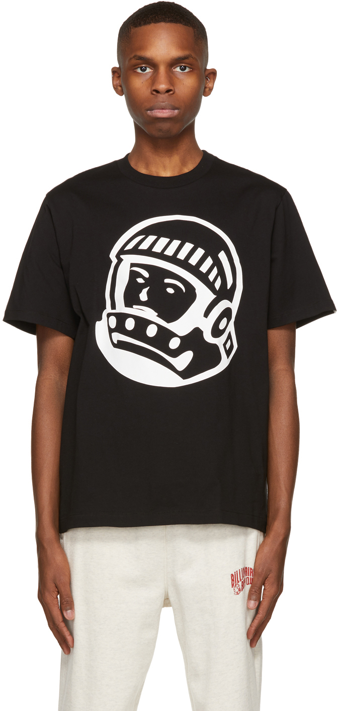 Black Large Astro Logo T-Shirt