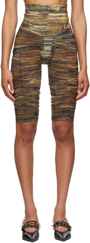 Charlotte Knowles 黑色 Pulp 短裤
