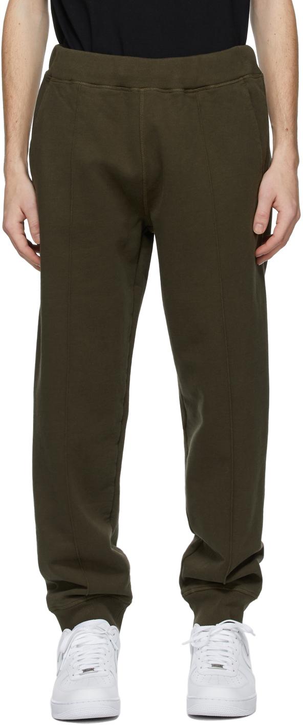 Khaki Strap Lounge Pants