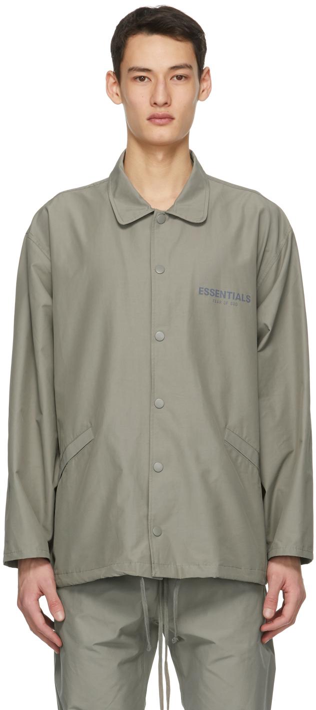 Khaki Souvenir Jacket