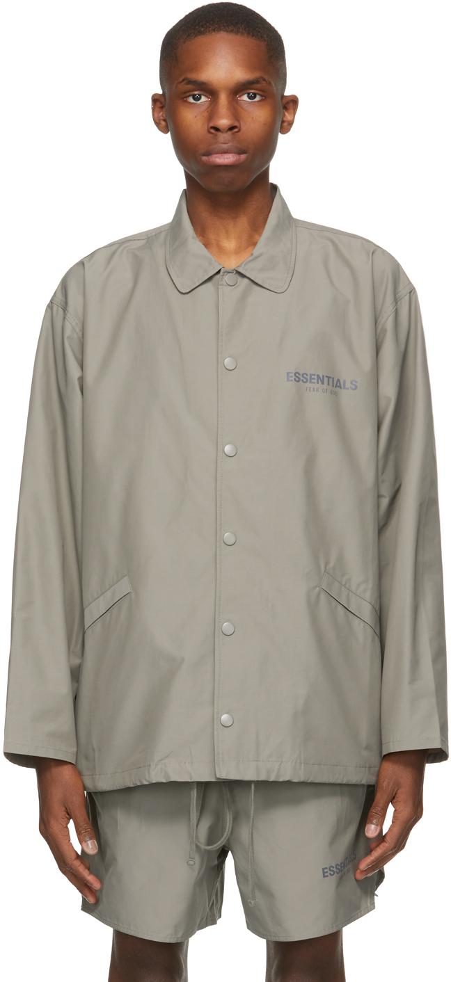 Taupe Souvenir Jacket