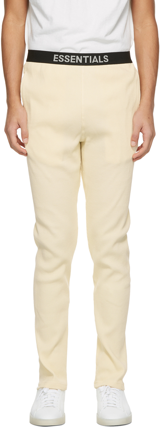 Off-White Thermal Lounge Pants