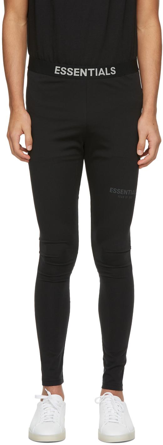 Black Athletic Leggings