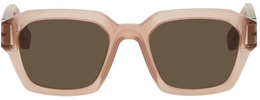 Maison Margiela 粉色 MYKITA 联名 MMRAW019 太阳镜