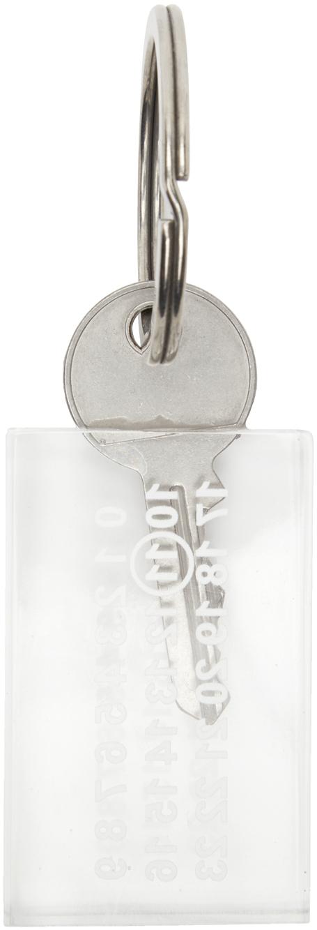 Maison Margiela SSENSE 独家发售透明 Key 钥匙扣