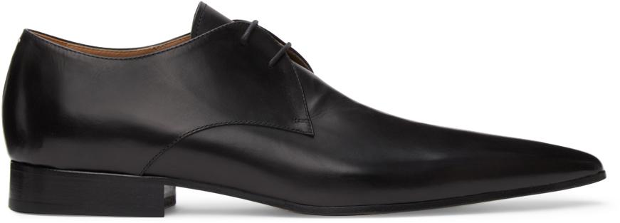 Maison Margiela 黑色 Hyperion 牛津鞋