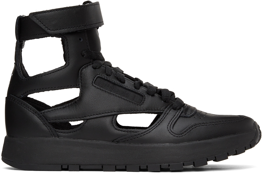 Black Reebok Edition Tabi High-Top Sneakers