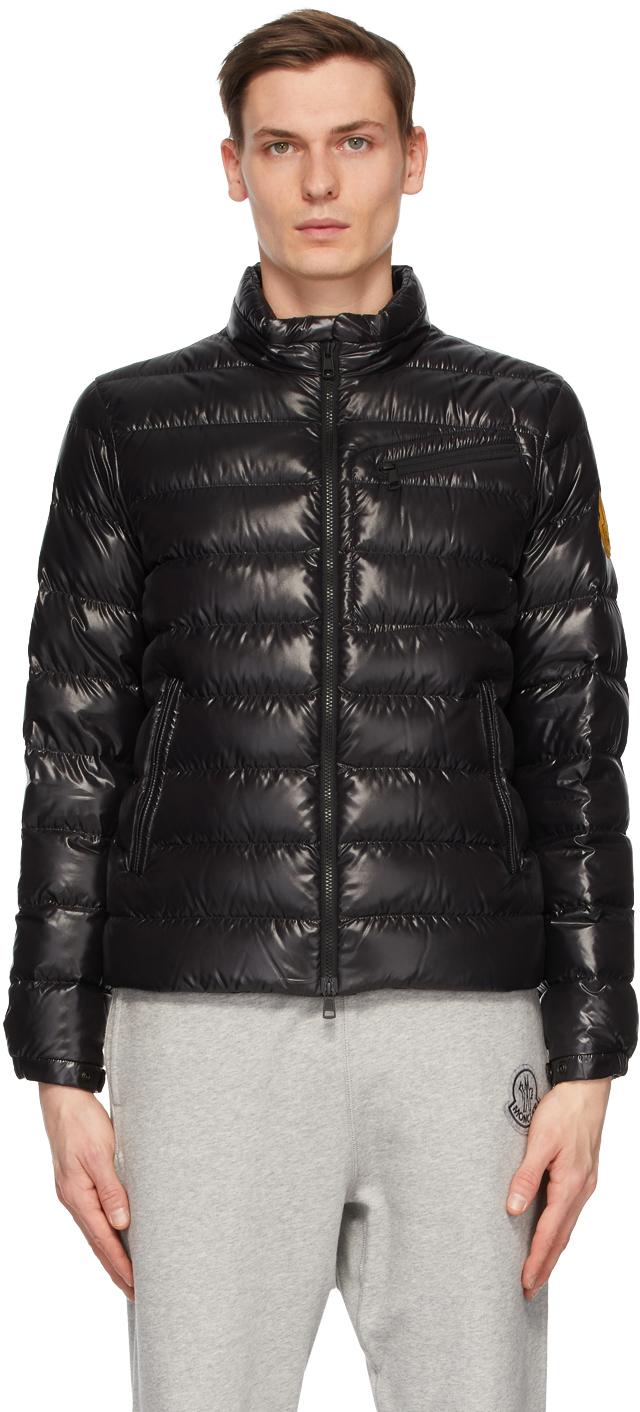 2 Moncler 1952 Black Down Amalthea Jacket