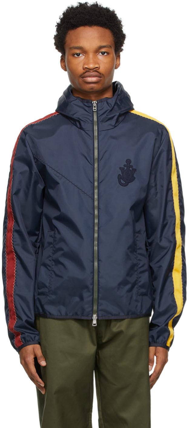 1 Moncler JW Anderson Navy Ballintoy Jacket