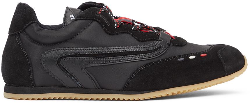 2 Moncler 1952 Black Seventy Sneakers