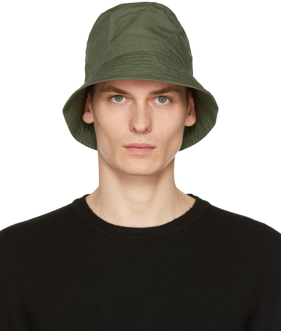 Khaki Ripstop Bucket Hat