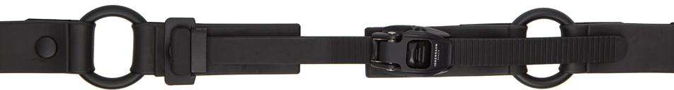 Black W01 Waist Belt