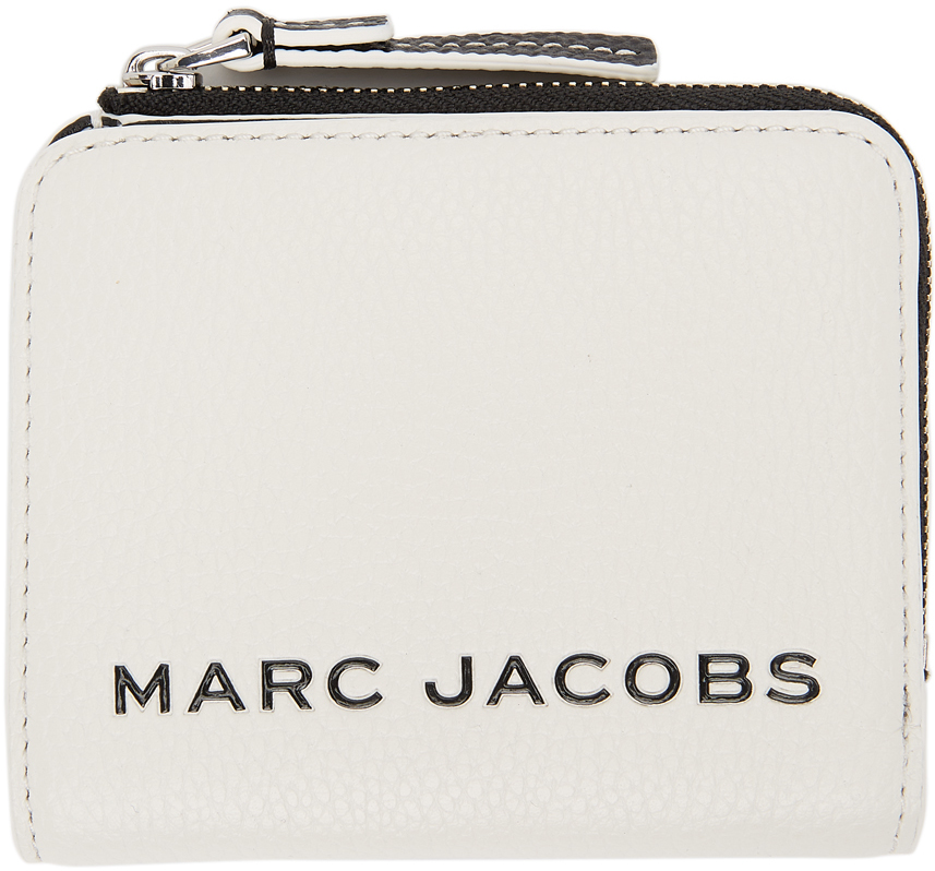 Marc Jacobs ミニ The Colorblock コンパクト ジップ ウォレット