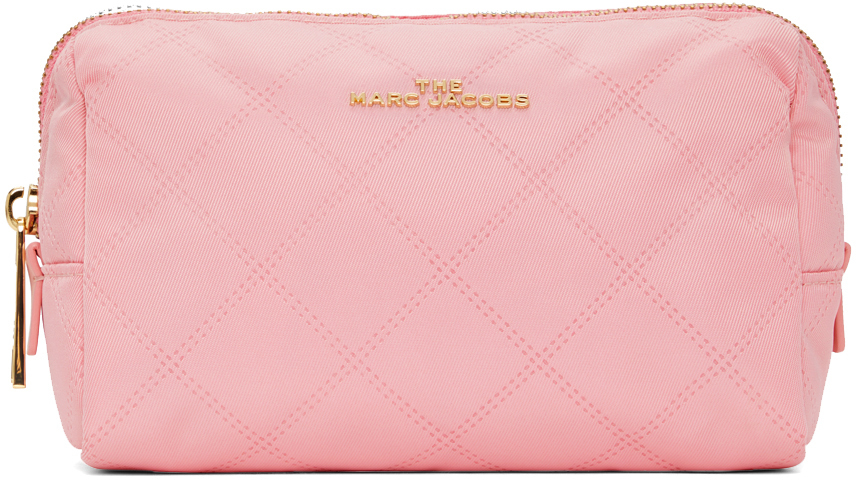 Pink Triangle 'The Beauty' Cosmetic Pouch