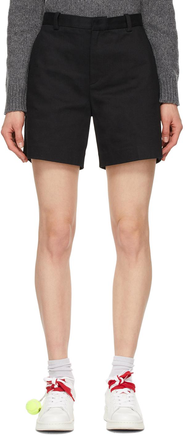 Marc Jacobs 黑色 The Bermuda 短裤