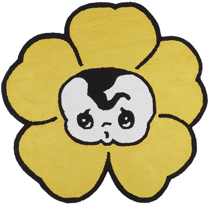Heaven By Marc Jacobs コレクション Ancco エディション イエロー Flower ラグ