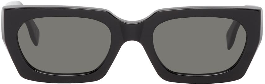 RETROSUPERFUTURE 黑色 Teddy 太阳镜