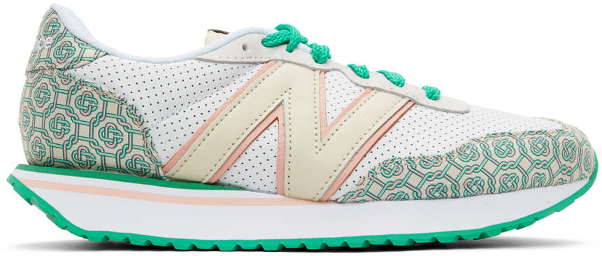 White New Balance Edition 237 Sneakers