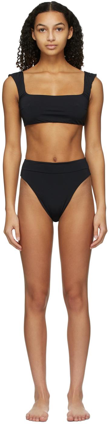 Black Brigitte Bikini